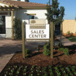 Dakota Square Sales Center Onsite Signs