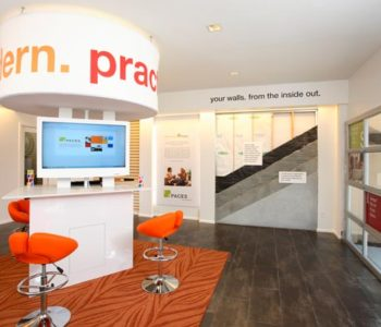 Spaces Sales Office Wall Graphics