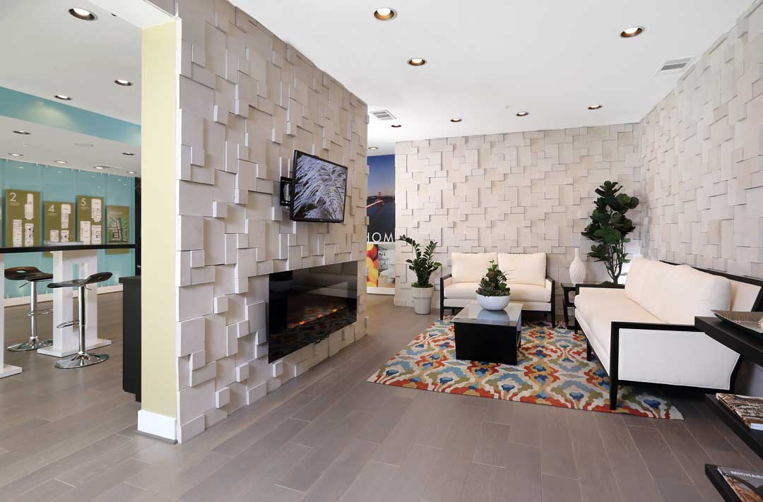 Charmant Shea Homes Sales Office · Modern Sales Office Design