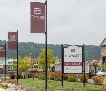 Township Square Banners and Signs