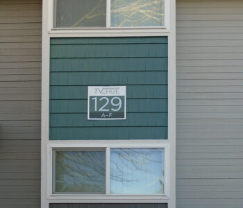 Building ID Sign